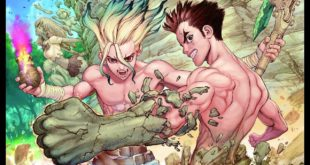 anime Dr. Stone