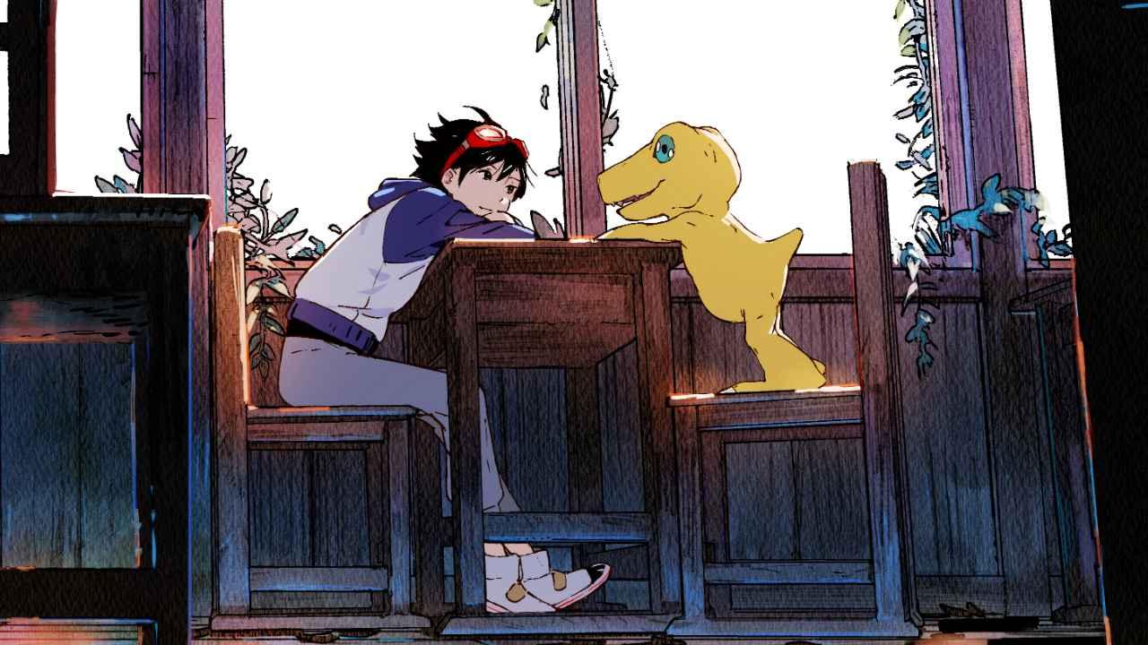 Digimon Survive 1