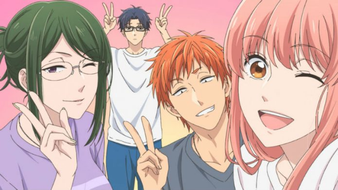 Wotaku ni Koi wa Muzukashii Season 2 release date WotaKoi Love is Hard for Otaku manga compared to the anime Spoilers