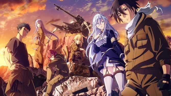 86 Anime Episode 4