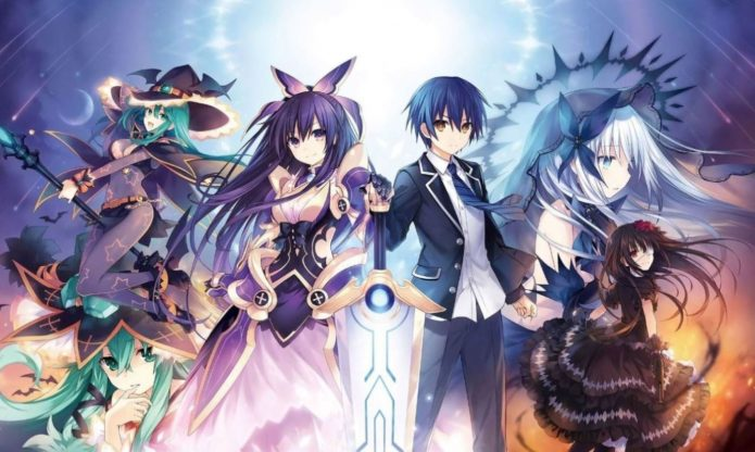 Date A Live Featured